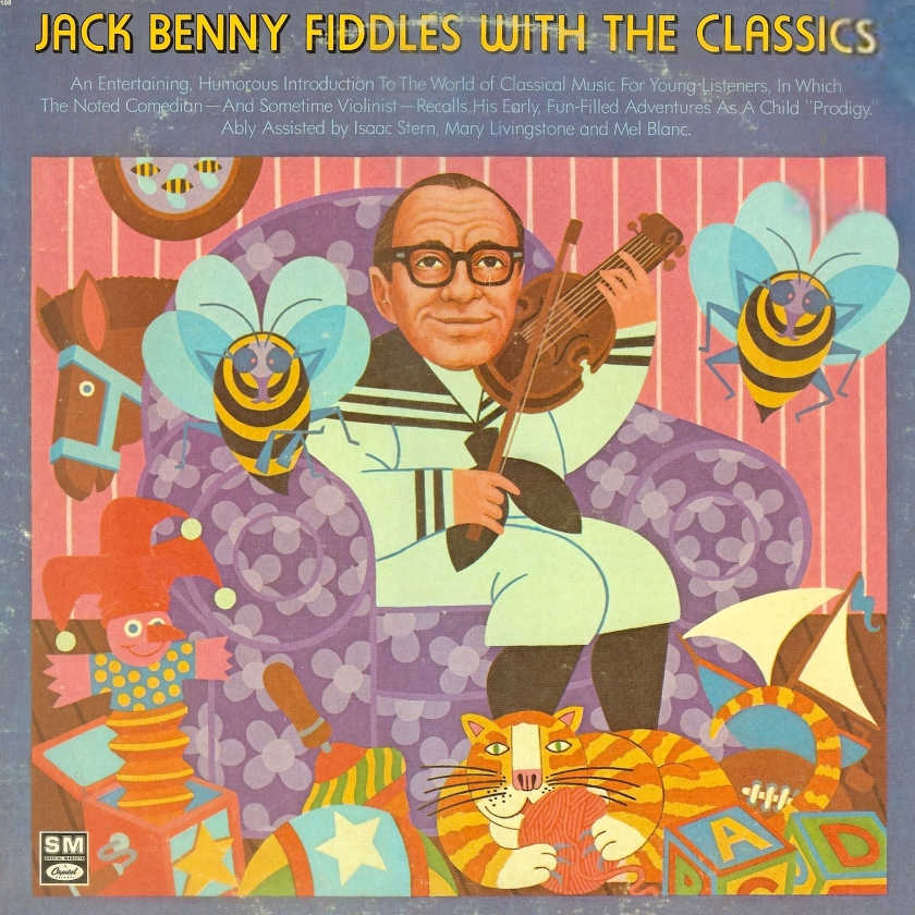 Jack Benny Fiddles With The Classics