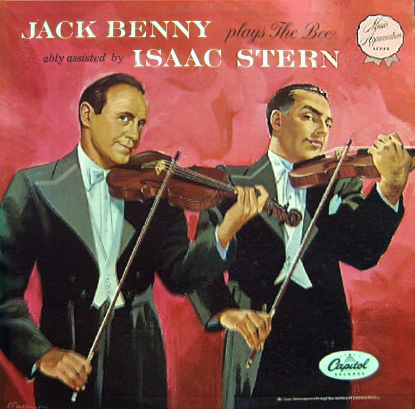 Jack Benny Plays the Bee Album