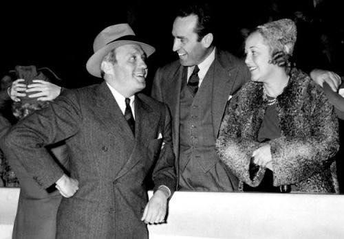 Jack Benny Harold Lloyd