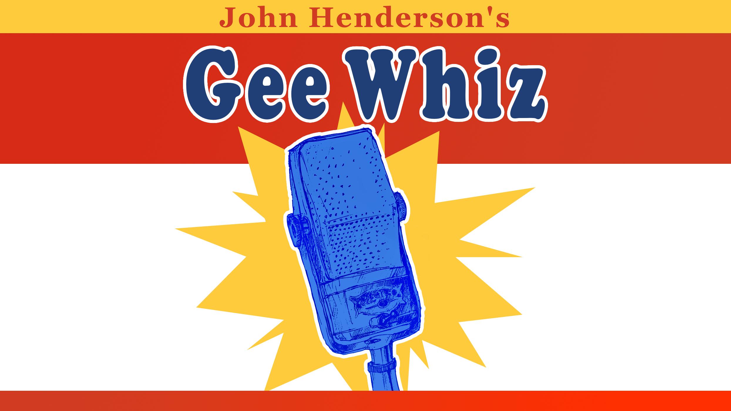Gee Whiz Logo long