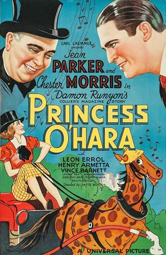PrincessOharaMovie