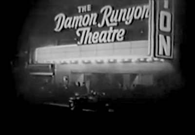 Damon Runyon Theater TV