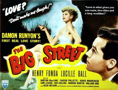 Big Street Lucy